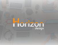 Branding   Personal   Horizon Design