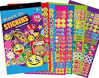 Diseño de Stickers motivacionales