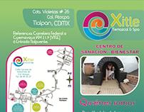 Imagen, Papelería y Señalética Xitle