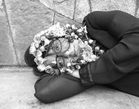 Rostro de flores