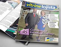 revista Vitrine Lojista