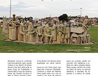 Diagramação - Página de Revista