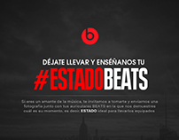 #ESTADOBEATS - Website Campaign