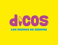 Dicos - Identidad de marca, Branding