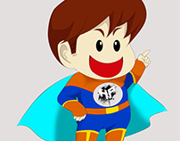 Mascote: Julius arte final