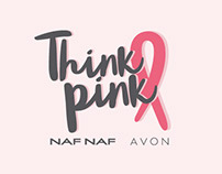 THINK PINK / NAF NAF - AVON