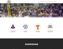 Web de la Alianza del Lapiz