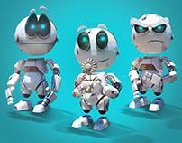 3D Art I Robots
