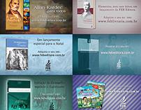 Booktrailers FEB Editora