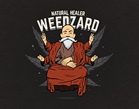 421 Store - Natural Healer - Weedzard