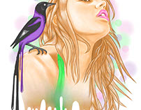 Hippie-Girl_Pintura-Digital