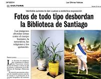 -. Publicaciones en los medios / Publications .-
