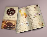 Menu Overseas Coffee