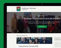 Website/Blog - Famiglia Toscana
