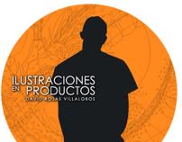 Ilustraciones – Productos