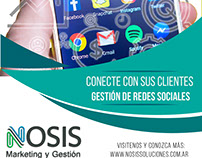 Publicaciones Facebook Nosis Marketing y Gestión
