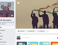 Creation of facebook fan page