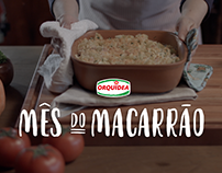 Mês do Macarrão - Orquídea