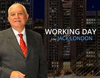 Palestra Jack London em São Paulo