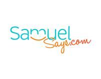 Logo ~ Samuel Says ~ Branding
