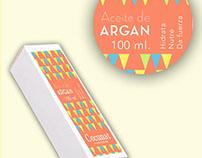 Bio Cosmethics Stickers