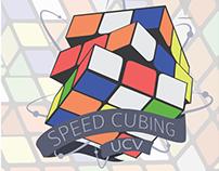Diseño de Flyer para SpeedCubing UCV