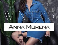 Campanha Winter '16 - Anna Morena