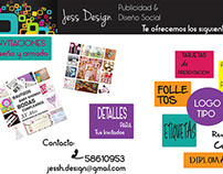 Jess Design Flyer