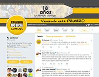 Community Manager Político