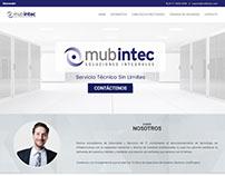 Pagina Web - Mubintec.com