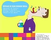 Odontología de Marlon Becerra.
