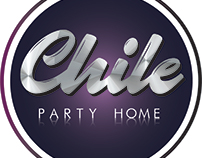 Chile Party Home Logo
