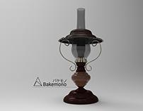 Candelabra. 3D Model.