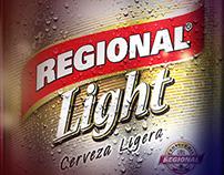 Regional Light (Cervecería Regional)