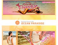 Banners website // Diamond Latina
