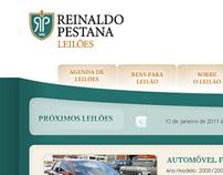 Reinaldo Pestana Leilões