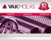 Site Vak Molas