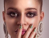 Zaamirah Nail Spa | Editorial Advertising