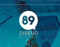 Diseño 89  agencia