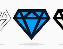 Banner para Youtube I Diamond Black
