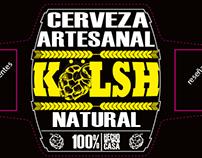 Etiquetas Cerveza Artesanal Foss