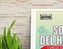 Sonidos Del Hatillo Flyer Design & Animation