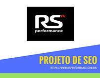 Projeto de SEO https://www.rsperformance.com.br/