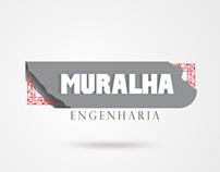 Logomarca, Muralha - Engenharia