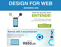 Web Design - Banners