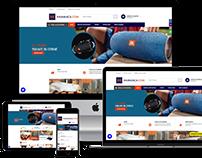 Desarrollo e-commerce para HAMMACA SRL