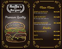 Raffa's Burguer