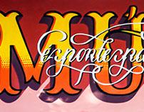 Mural Tipografeed   Música