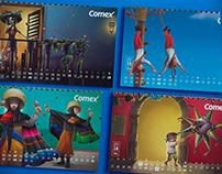 Comex-calendario