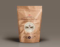 Montain Coffee Bolsa de Cafe